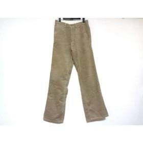 【中古】 ショット schott パンツ サイズ28W71H88 メンズ ライトブラウン コーデュロイ