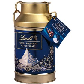 リンツ Lindt チョコレート チョコ スイーツ ギフト ナポリタンアソート ブルー缶 350g