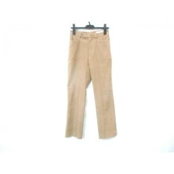 【中古】 ノーブランド パンツ サイズ38 M レディース ブラウン