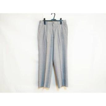 【中古】 ランバン LANVIN パンツ メンズ ライトグレー CLASSIQUE