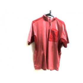 【中古】 ノーブランド 半袖Tシャツ サイズL メンズ レッド