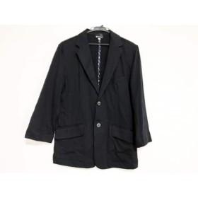 【中古】 ザ ショップ ティーケー THE SHOP TK (MIXPICE) ジャケット サイズL レディース 黒