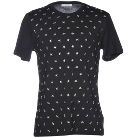《期間限定セール開催中!》VERSACE COLLECTION メンズ T シャツ ブラック XS コットン 100%