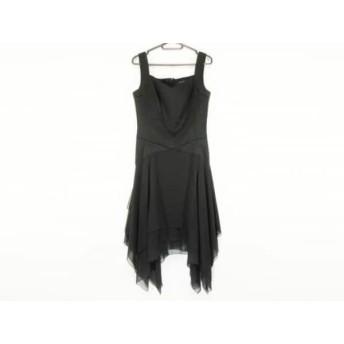 【中古】 クードシャンス CdeC COUP DE CHANCE ドレス サイズ40 M レディース 黒