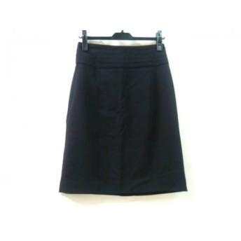 【中古】 エイチアンドエム H & M スカート レディース ブラック