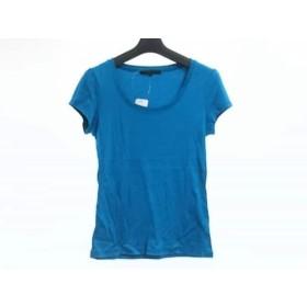 【中古】 アナイ ANAYI 半袖Tシャツ サイズ38 M レディース 美品 グリーン