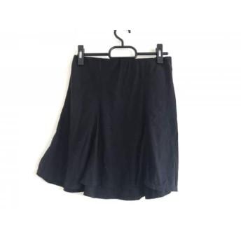 【中古】 ジェームスパース JAMES PERSE ミニスカート サイズ1 S レディース 黒
