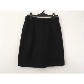 【中古】 トゥモローランド TOMORROWLAND スカート サイズ38 M レディース ダークネイビー