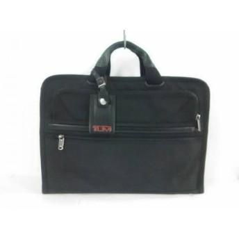【中古】 トゥミ TUMI ビジネスバッグ 26111D4 黒 キャリーオン/PCポケット TUMIナイロン レザー