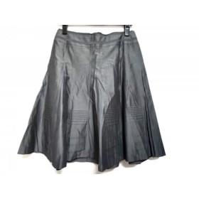 【中古】 ボディドレッシングデラックス BODY DRESSING Deluxe スカート サイズ36 S レディース グレー