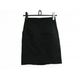 【中古】 ピンキー&ダイアン Pinky & Dianne ミニスカート サイズ36 S レディース 黒