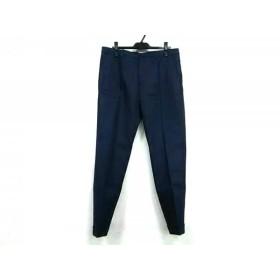 【中古】 ドルチェアンドガッバーナ DOLCE & GABBANA パンツ サイズ50 M メンズ 美品 ネイビー