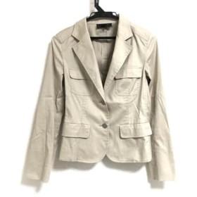 【中古】 アンタイトル UNTITLED ジャケット サイズ2 M レディース ベージュ