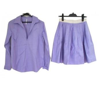 【中古】 メルチェリアドレステリア スカートセットアップ サイズ36 S レディース 美品