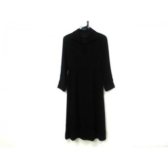 【中古】 ロートレアモン LAUTREAMONT ワンピース サイズ3 L レディース ブラック