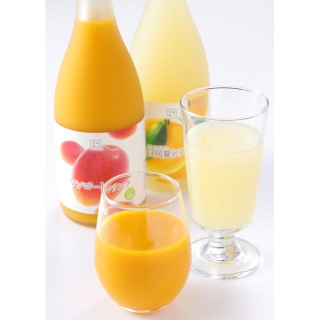 宮崎果汁 【宮崎果汁】トロピカルフルーツドリンク 2本セット