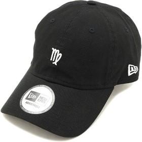 ニューエラ NEWERA ゾディアック 乙女座 9THIRTY ZODIAC メンズ レディース キャップ 帽子 クロスストラップ NEW ERA BLACK ブラック系  12018976 SS19