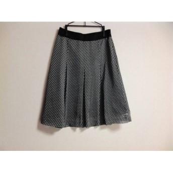 【中古】 ニジュウサンク スカート レディース 美品 ライトグレー グレー Vingt-trois arrondissements