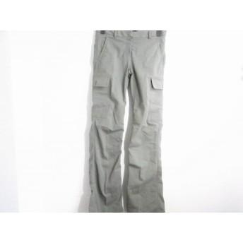 【中古】 セオリー theory パンツ サイズ0 XS レディース ダークグリーン