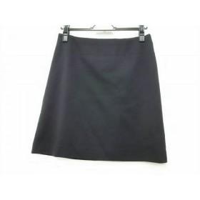 【中古】 アドーア ADORE スカート サイズ38 M レディース 美品 黒