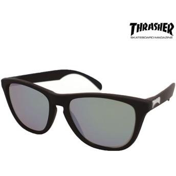 THRASHER(スラッシャー) PLANET(プラネット) No.1015 ブラック/スモーク(偏光グラス ファッション スケート アメカジ)