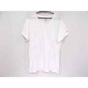 【中古】ネイバーフッド NEIGHBORHOOD 半袖Tシャツ メンズ 白 スペシャル特価 20190321