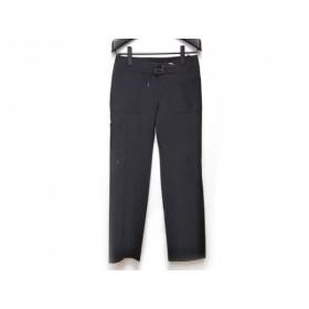 【中古】 グッチ GUCCI パンツ サイズ38 S レディース 黒