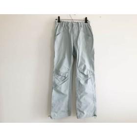 【中古】 パーリーゲイツ PEARLY GATES パンツ サイズ1 S レディース ブルーグレー