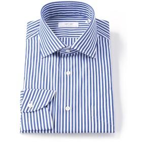 [シャツ]ダブルエイチ ドレスシャツ HH7A-W-018 ロンドンストライプ 42-86