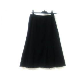 【中古】 キヨコタカセ K.T. スカート サイズ9 M レディース ブラック