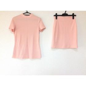 【中古】 49アベニュージュンコシマダ スカートセットアップ サイズ9 M レディース ピンク