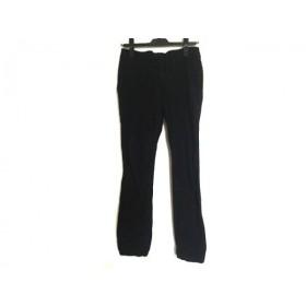 【中古】 ジェームスパース JAMES PERSE パンツ サイズ27 M レディース 黒