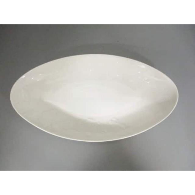 【中古】 ジバンシー GIVENCHY プレート 美品 アイボリー 陶器