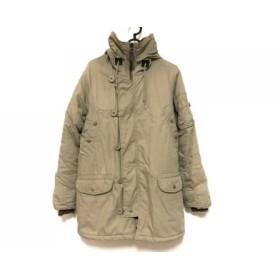 【中古】 マーガレットハウエル MargaretHowell コート サイズ3 L レディース ベージュ 冬物