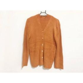 【中古】 ニジュウサンク 23区 アンサンブル サイズ46 XL レディース オレンジ