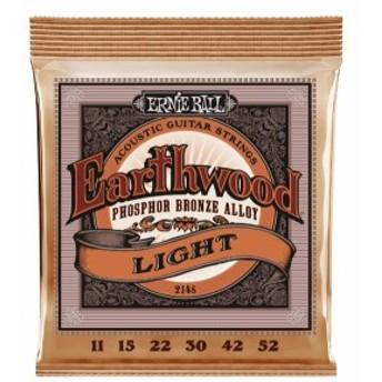Ernie Ball Earthwood #2148 Light 011-052 アーニーボール フォスファーブロンズ アコギ弦