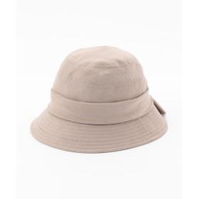 【オンワード】 Hat Homes(ハットホームズ) 【WOMEN】ミルサ ピーチ タフタ クロッシェ ベージュ 57.5cm レディース