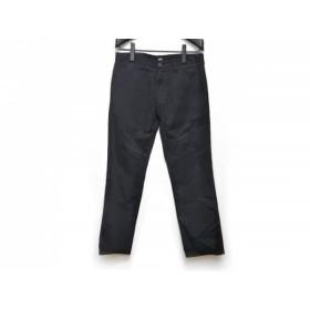 【中古】 ヒューゴボス HUGOBOSS パンツ サイズ44(DE) レディース 黒