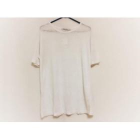 【中古】 アレキサンダーワン TbyALEXANDER WANG 半袖Tシャツ サイズXS メンズ 白