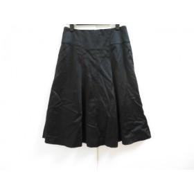 【中古】 セオリー theory スカート サイズ00 XS レディース 黒