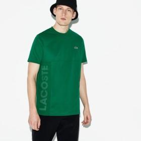 シースルネームプリントTシャツ