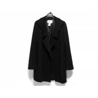 【中古】 アンシャントマン ENCHANTEMENT. ジャケット サイズ38 M レディース 美品 黒