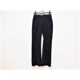 【中古】 ビースリー B3 B-THREE パンツ サイズ26 S レディース ダークグレー