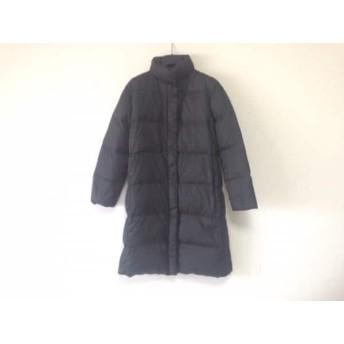 【中古】 マレーラ MARELLA ダウンコート サイズ40 M レディース 黒 SPORT