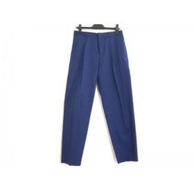 【中古】 セラドール Cellar Door パンツ サイズ40 M レディース ブルー da VETTA