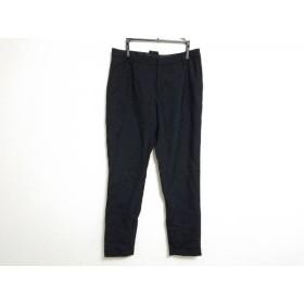 【中古】 ルシェルブルー LE CIEL BLEU パンツ サイズ36 S レディース 黒