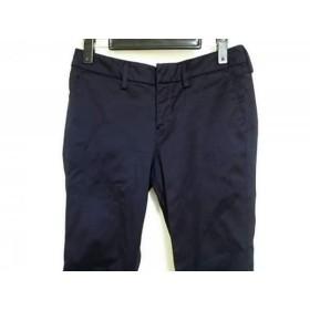 【中古】 マリベルジーン MARIEBELLE JEAN パンツ サイズ25 XS レディース ダークネイビー