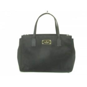 【中古】 ケイトスペード Kate spade ハンドバッグ スモールローデン ブレイクアベニュー WKRU3529 黒
