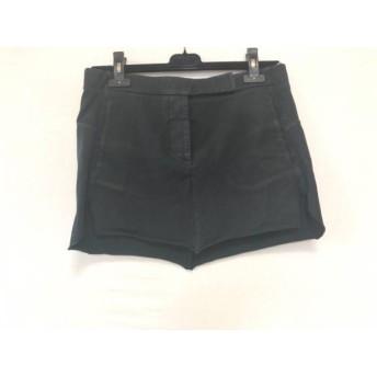 【中古】 エムエムシックス MM6 ミニスカート サイズS レディース 黒