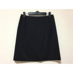 【中古】 ジユウク 自由区/jiyuku スカート サイズ38 M レディース 黒
